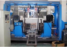 吉林数控环缝焊机